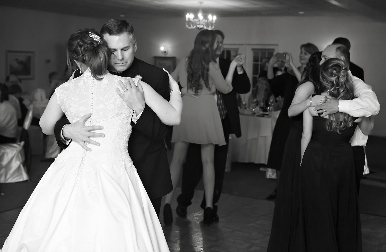 Elizabeth and Matt's Vintage Valentine Wedding | The ...