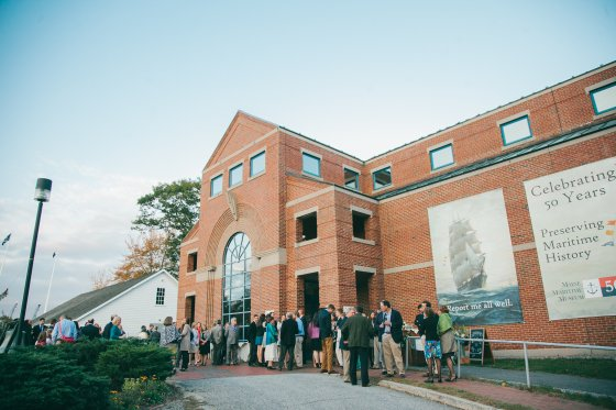 Maine Maritime Museum Wedding