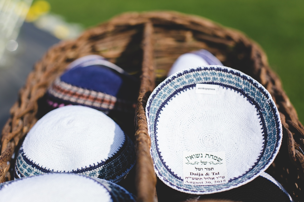 Camp Mataponi Wedding Favors - Knitted Yarmulkes .jpg