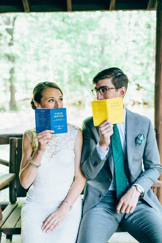 Camp Wahelo Wedding Christina and Luke