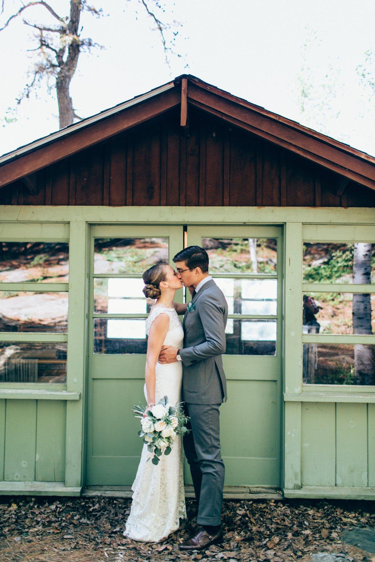 Camp Wohelo Wedding