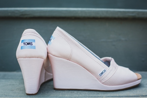 Camp Mataponi Wedding Shoes
