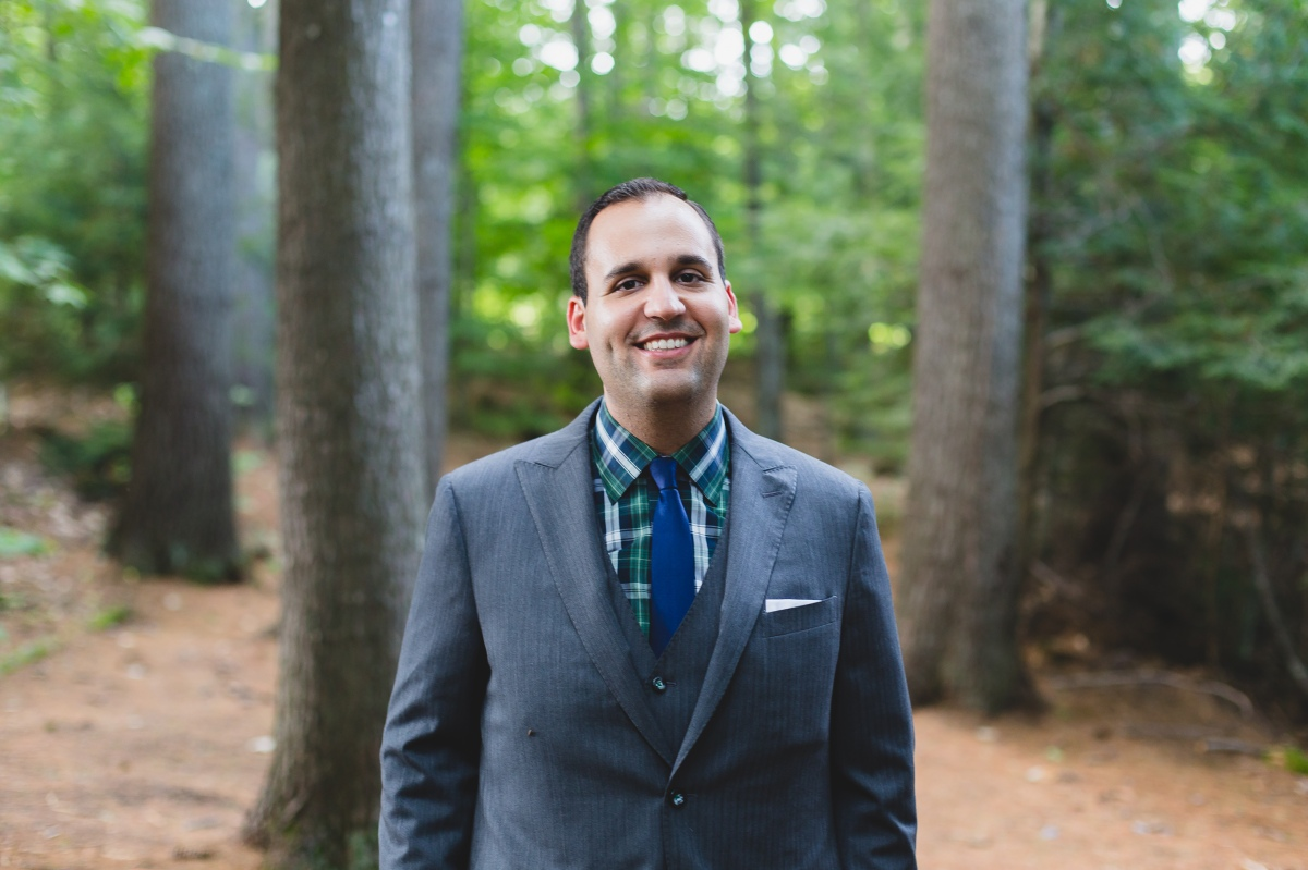 Camp Mataponi Groom Portraits
