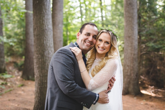 Daija and Tal Portrait Photography - Camp Mataponi Wedding