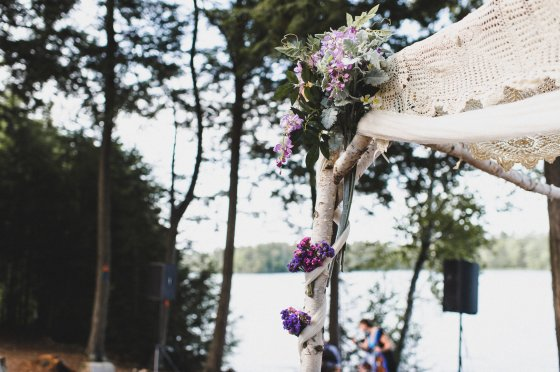 camp-kieve-wedding-arbor-floral