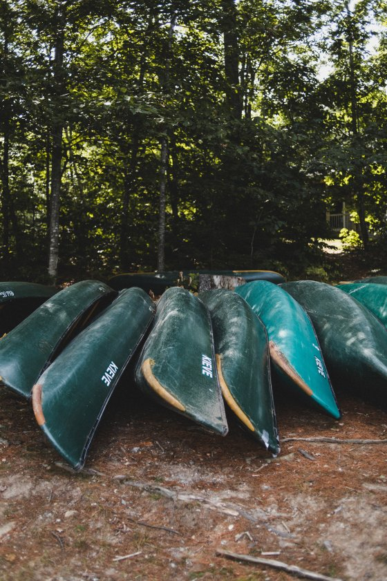 Camp Kieve Wedding Canoes.jpg