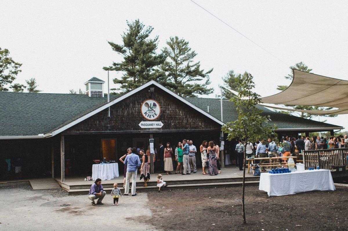 Camp Kieve Wedding Cocktail Hour.jpg