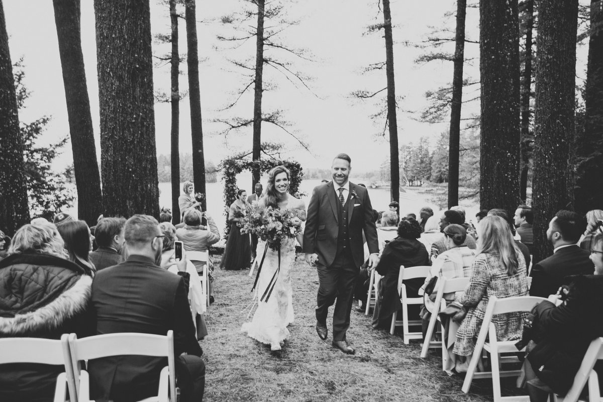 Emily Delamater Photography Migis Lodge Wedding