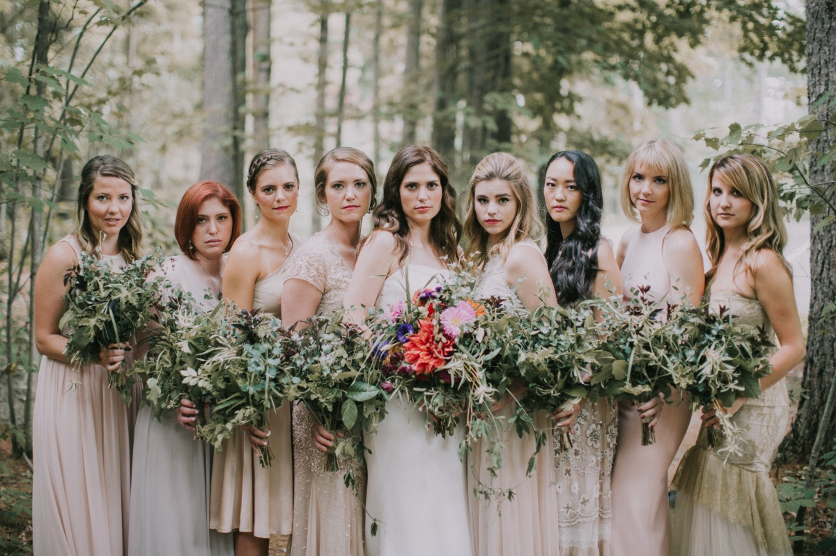 Kingsley Pines Wedding Bridal Party Photography.jpg