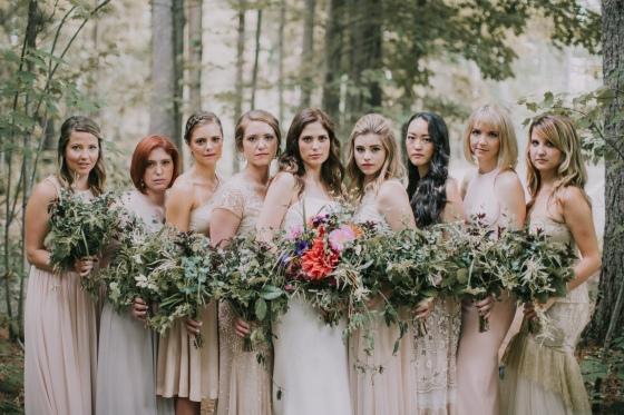 Kingsley Pines Wedding Bridal Party Photography.jpg