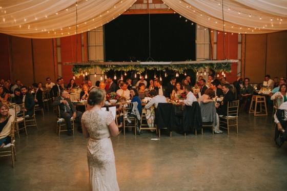 Kingsley Pines Wedding Reception Toast.jpg
