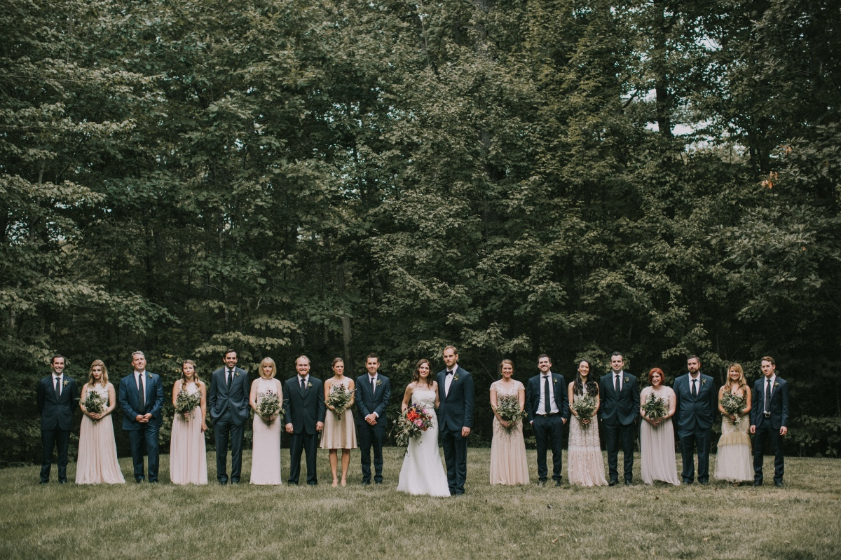 Kingsley Pines Wedding Wedding Party Photography.jpg