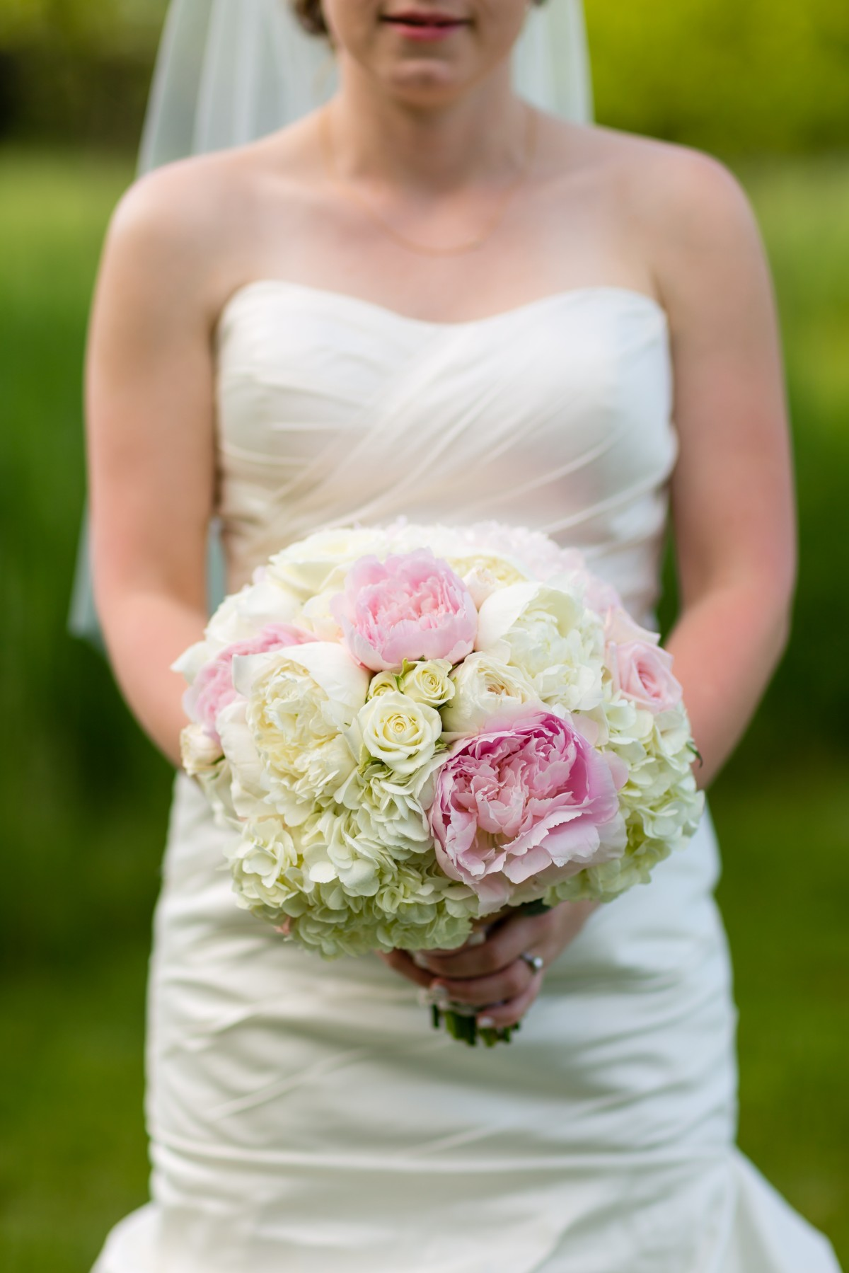 Flanagan Farm Wedding Bridal Bouquet