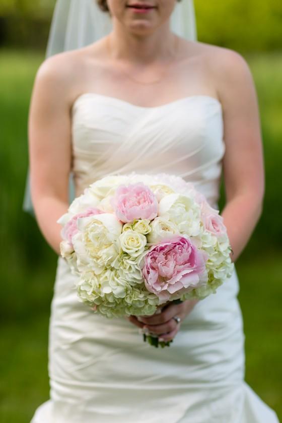 Flanagan Farm Wedding Bridal Bouquet