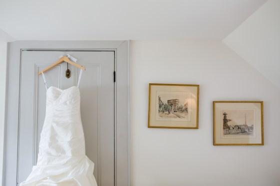 Flanagan Farm Wedding Bridal Dress
