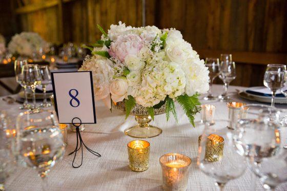 Flanagan Farm Wedding - Tablescape Details