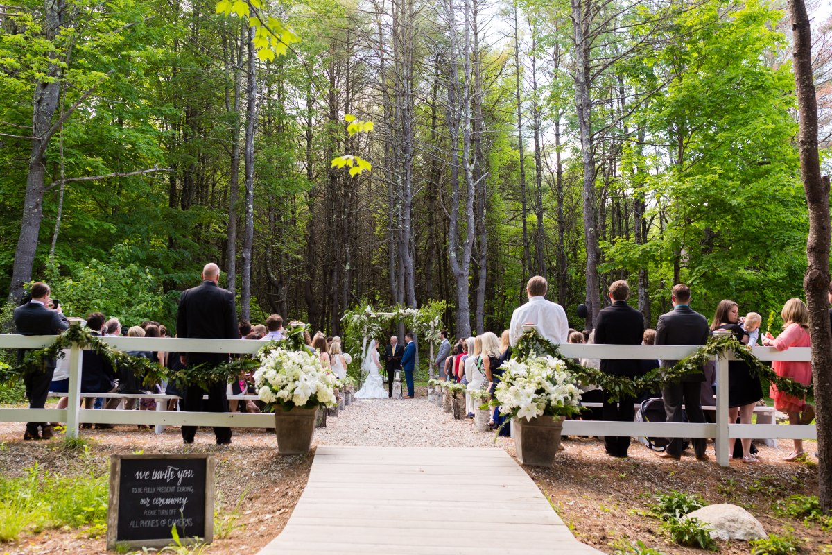 Flanagan Farm Wedding - Ceremony