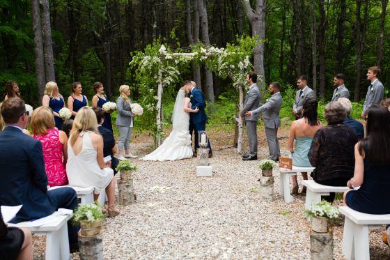 Flanagan Farm Wedding - Ceremony