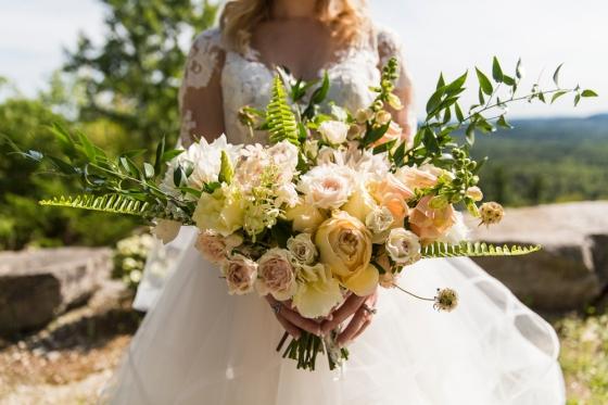 Granite Ridge Wedding Bridal Bouquet