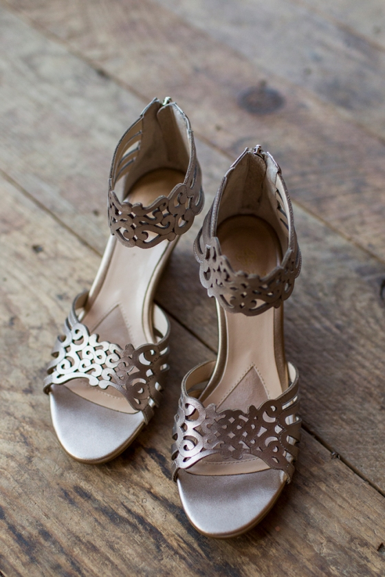 Granite Ridge Wedding Bridal Shoes