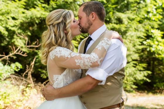 Granite Ridge Wedding Bride and Groom Photography