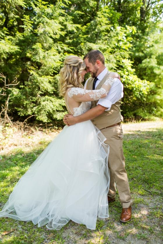 Granite Ridge Wedding Bride and Groom Portrait Photography