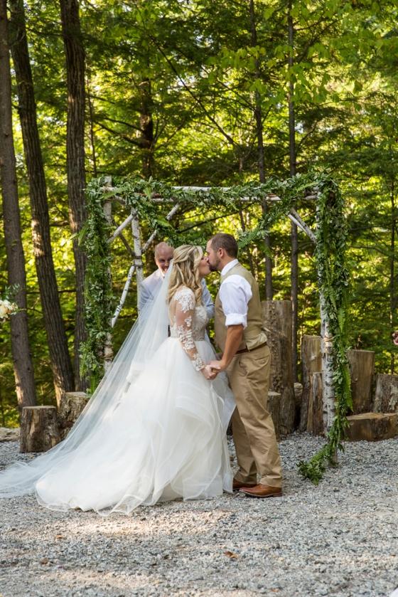 Granite Ridge Wedding Ceremony Photography