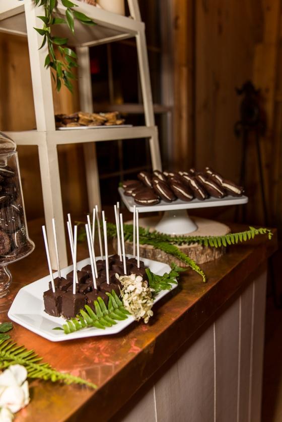 Granite Ridge Wedding Desserts