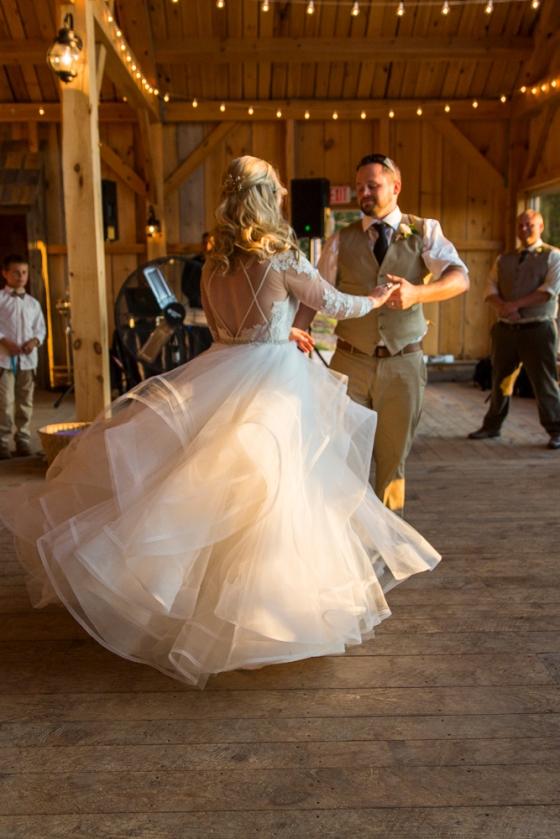 Granite Ridge Wedding First Dance