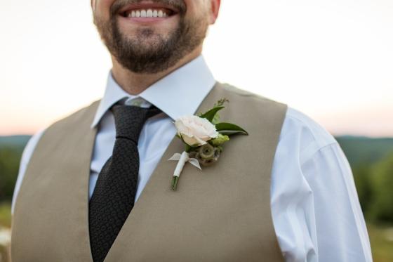 Granite Ridge Wedding Groom Portraits