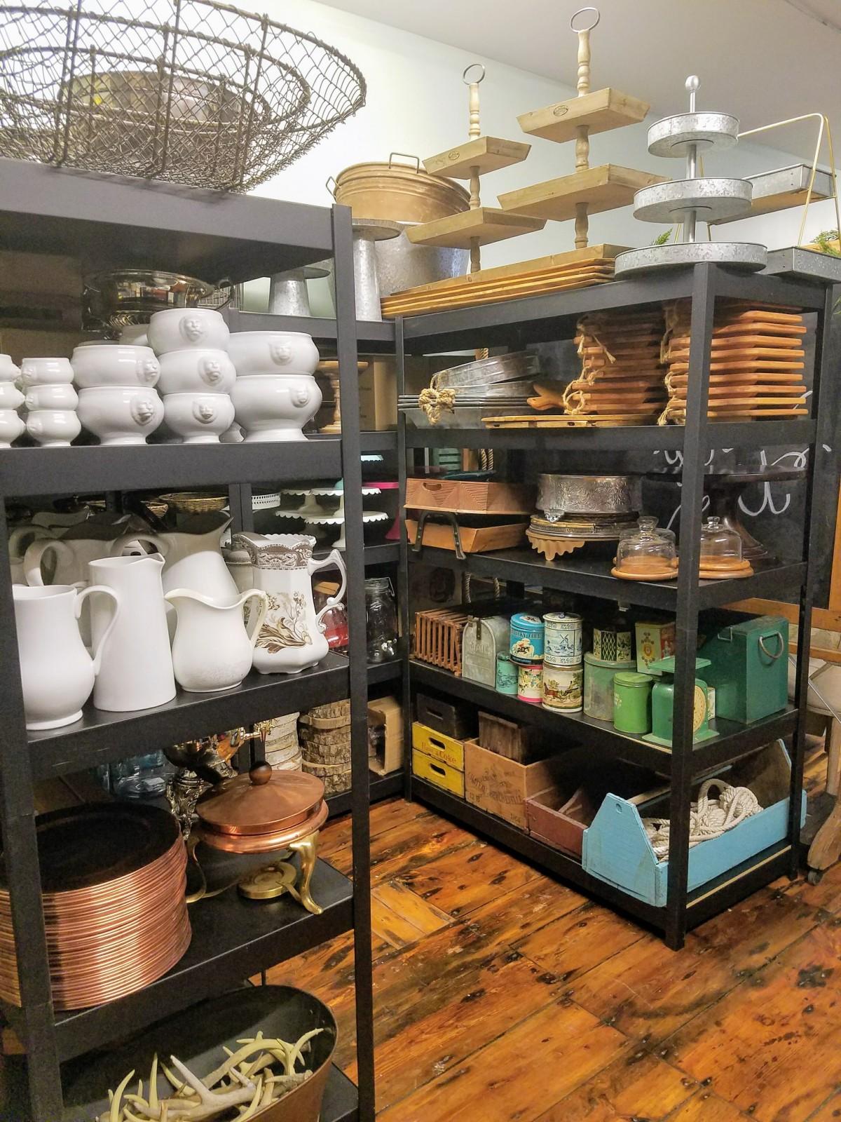 A Family Affair of Maine Showroom