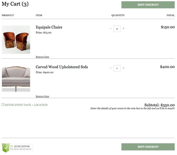 AFA Online E-Commerce Store