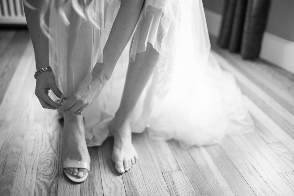Ocean Gateway Wedding Bride Shoes