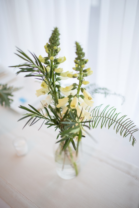 Ocean Gateway Wedding Bud Vase