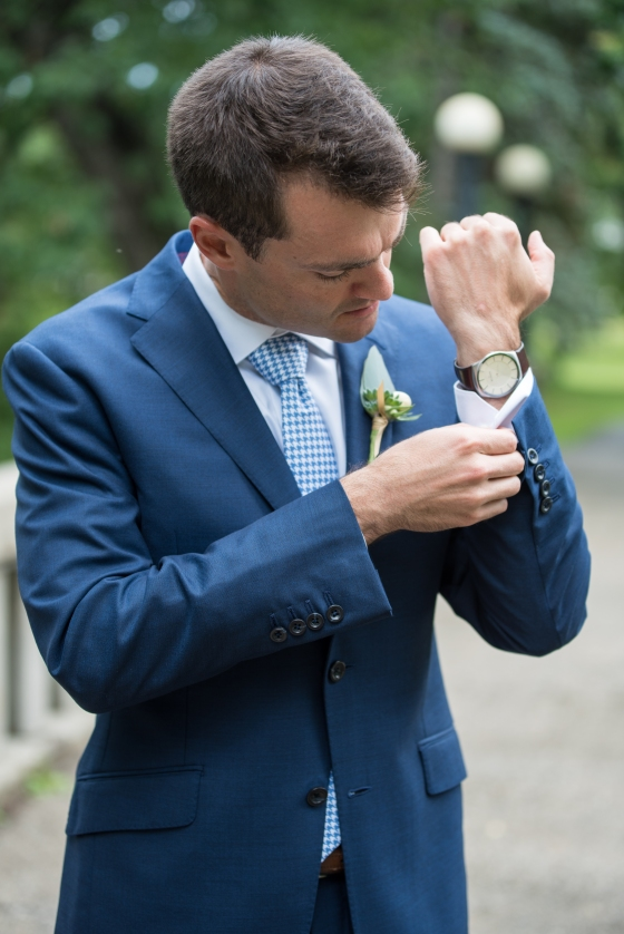 Ocean Gateway Wedding Grooms Watch