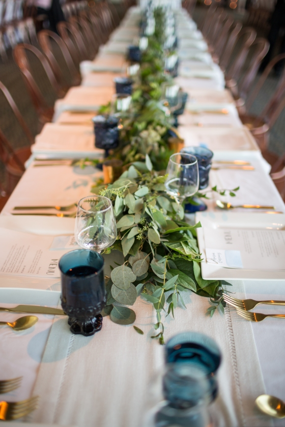 Ocean Gateway Wedding Tables