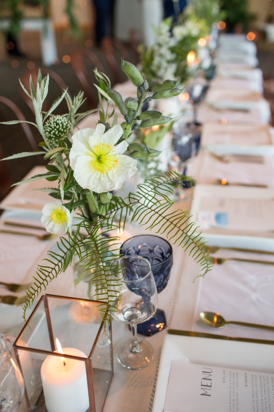 Ocean Gateway Wedding Wedding Guest Tables