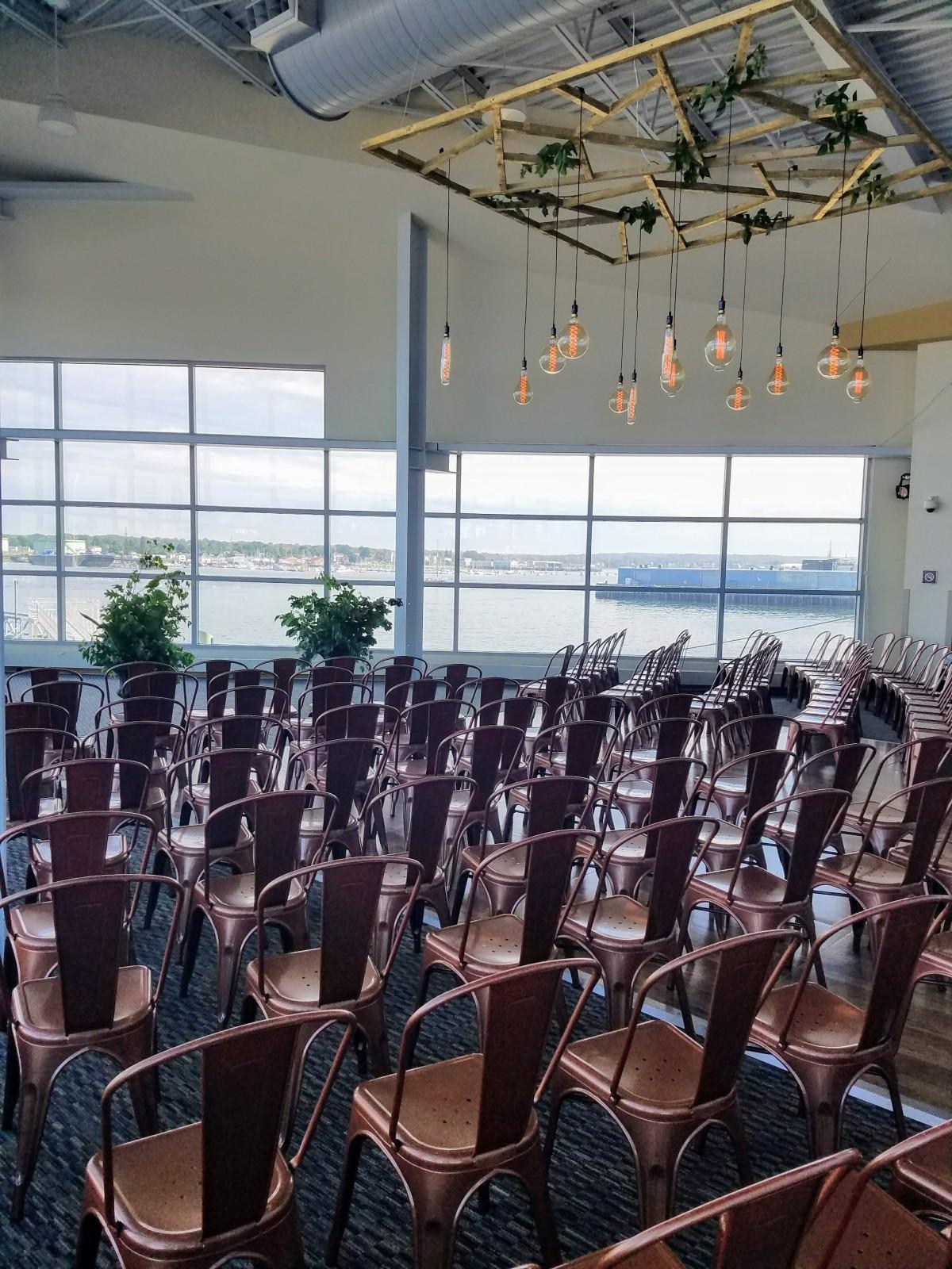 Ocean Gateway Modern Wedding (1)
