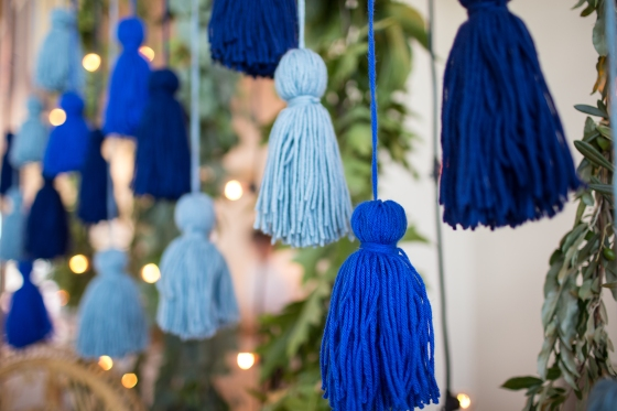 Ocean Gateway Wedding Tassle