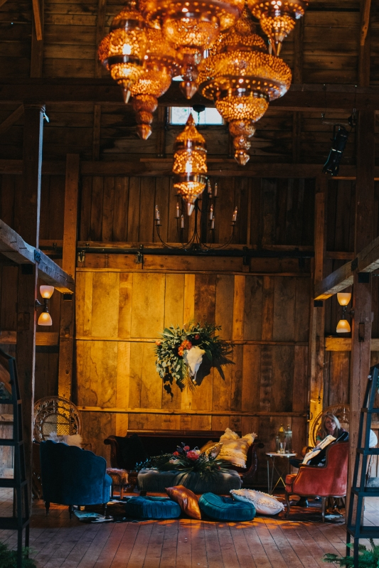 Maine Wedding Designer The Barn on Walnut Hill