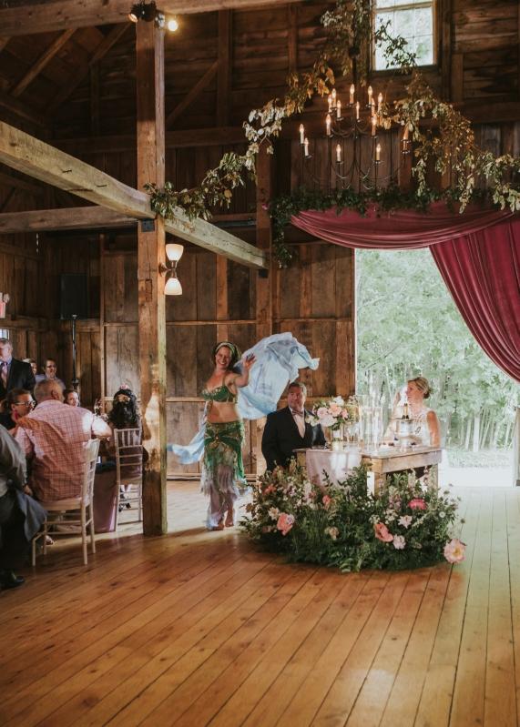 Mickey + Stephen's Barn on Walnut Hill Wedding | Yarmouth ...